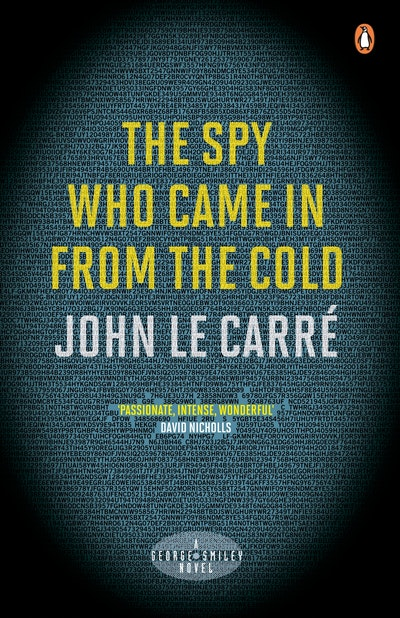 Book Cover: The Spy Who Came in From the Cold