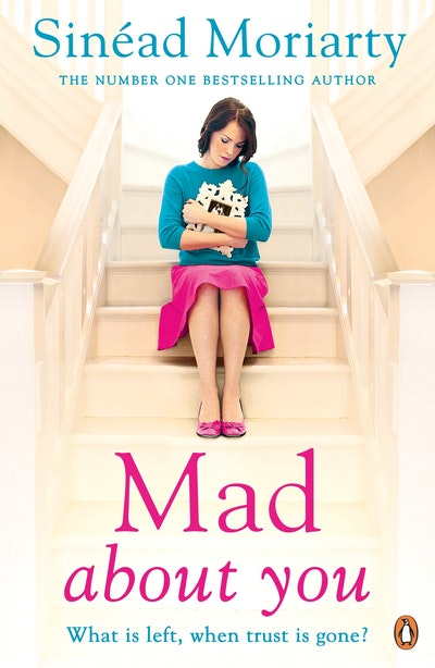 Book Cover:  Mad About You