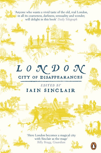 Book Cover:  London: City of Disappearances