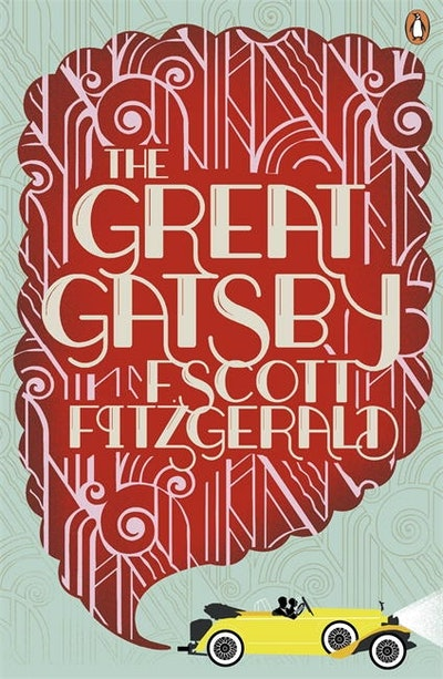 Book Cover: The Great Gatsby