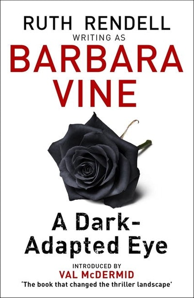 Book Cover: A Dark-adapted Eye