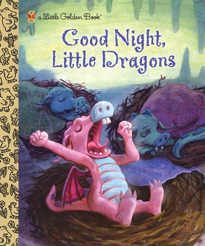 LGB Good Night, Little Dragons