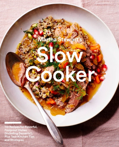 Martha Stewart's Slow Cooker