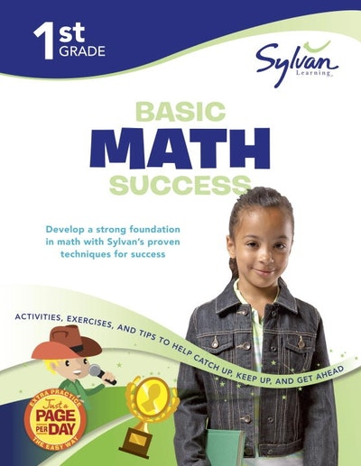 1st Grade Basic Math Success Workbook