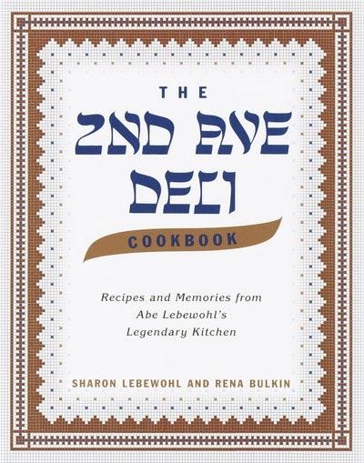 Second Avenue Deli Cookbook