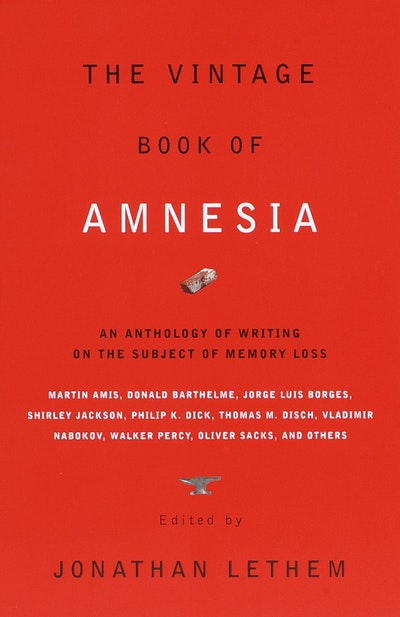 Vintage Book Of Amnesia