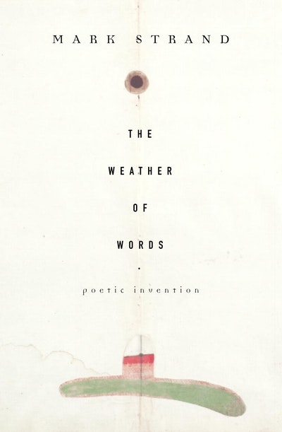 The Weather Of Words