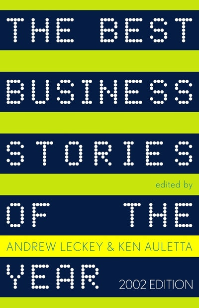 Best Business Stories 2002