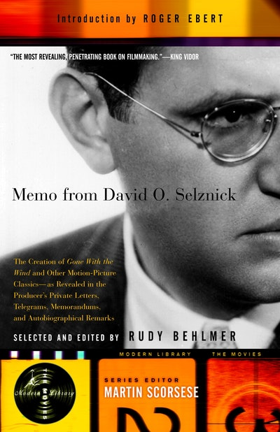 Memo From David O Selznick