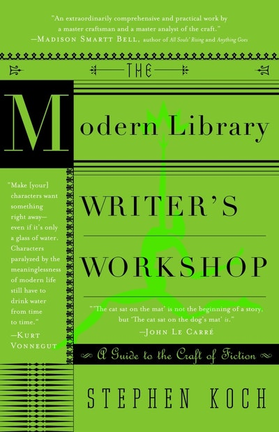 Mod Lib Writer's Workshop