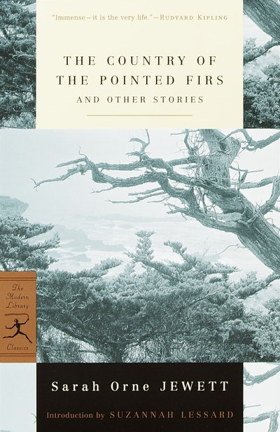 Mod Lib Country Of The Pointed Firs & Other Stories