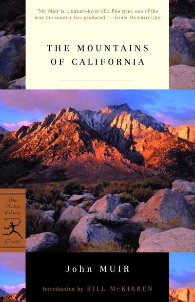 Mod Lib Mountains Of California