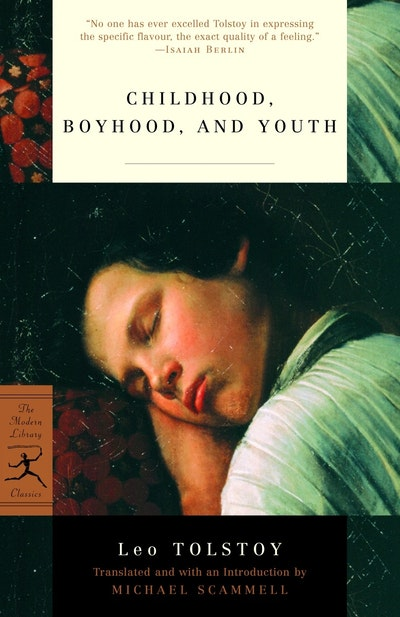 Mod Lib Childhood, Boyhood And Youth