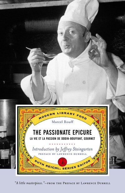 The Passionate Epicure