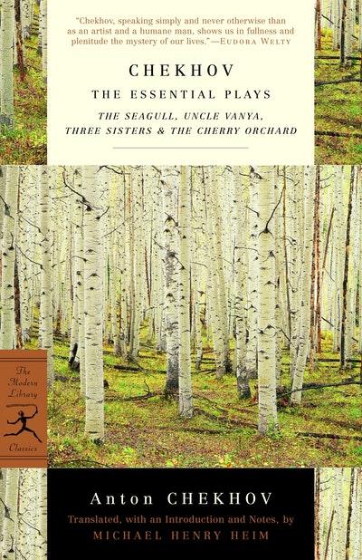 Mod Lib Chekhov The Four Essential Plays