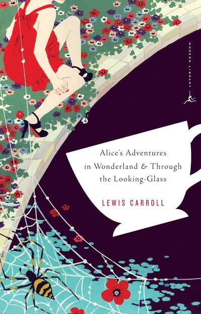 Mod Lib Alice's Adventures In Wonderland & Through The Looking Gl