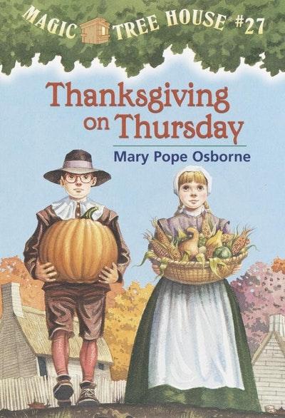 Magic Tree House 27 Thanksgiving On Thursday