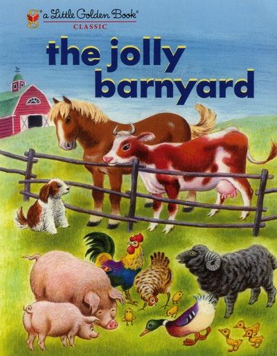 LGB The Jolly Barnyard