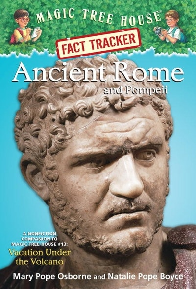 Magic Tree House Fact Tracker #14 Ancient Rome and Pompeii