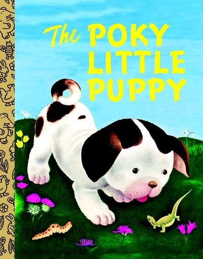 Poky Little Puppy Board Book