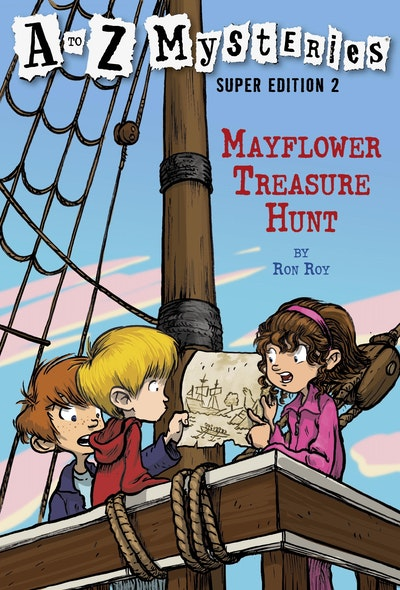 Mayflower Treasure Hunt (Atoz Se#2)