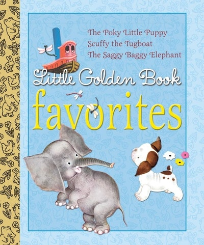 Little Golden Book Favorites #1