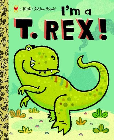 LGB I'm A T. Rex!