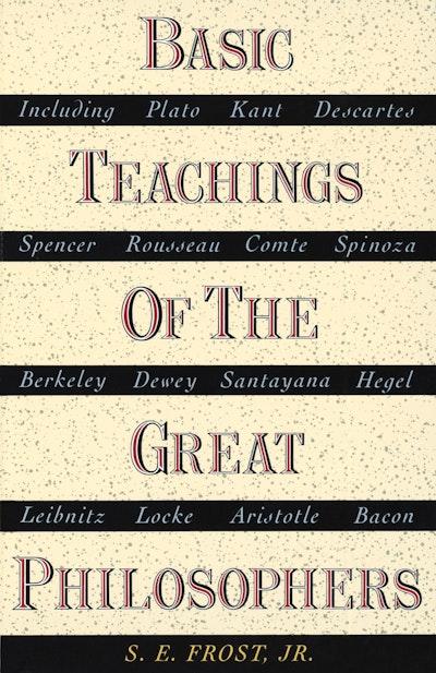 Basic Teach Of Gr Philosopher