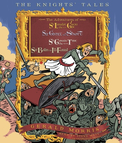 CD: The Knights' Tale Collection