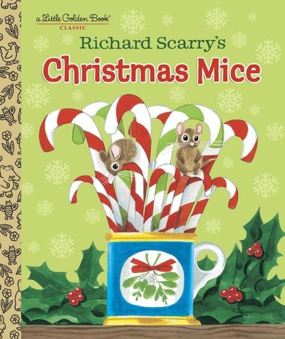 LGB Richard Scarry's Christmas Mice
