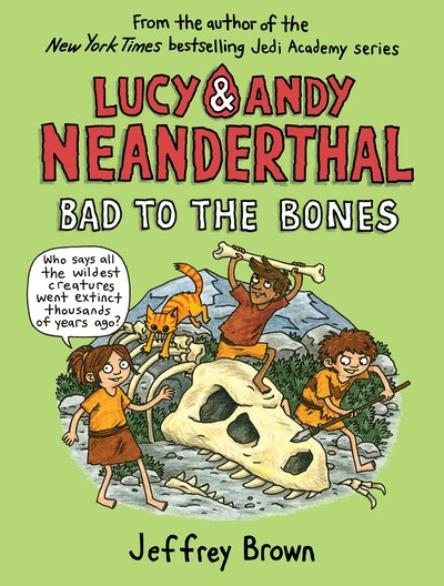 Lucy & Andy Neanderthal Bad To The Bones