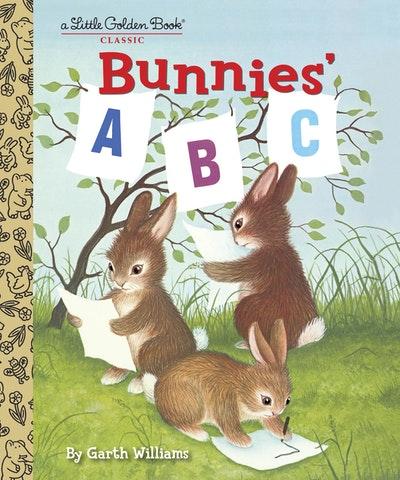LGB Bunnies' ABC