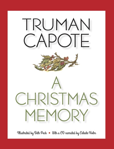 A Christmas Memory Book And Cd