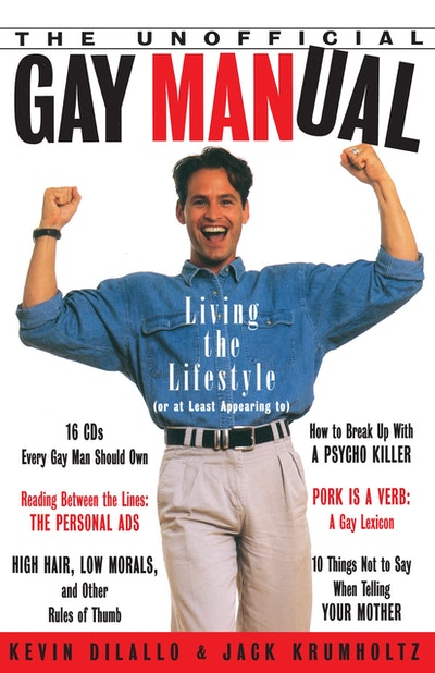 Unofficial Gay Manual