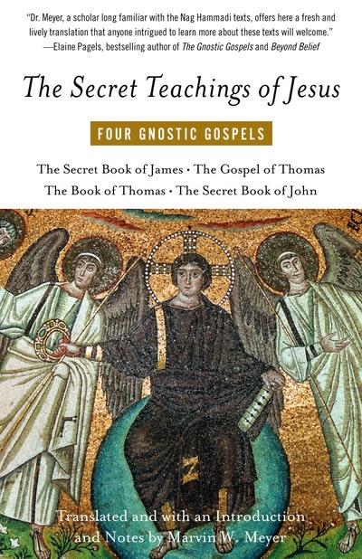 Secret Teachings Of Jesus