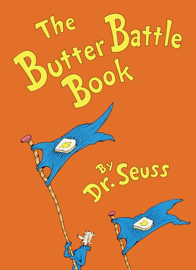 Butter Battle Book