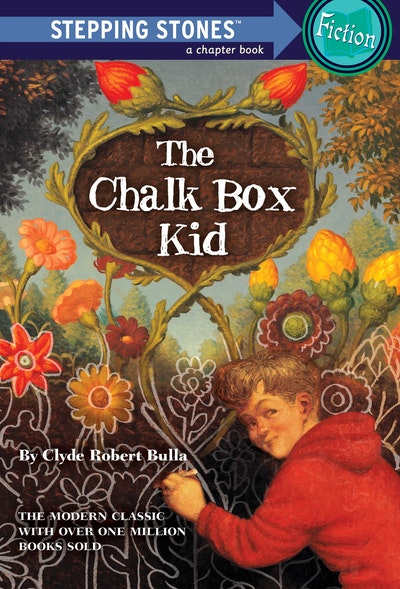 Stepping Stone Chalk Box Kid