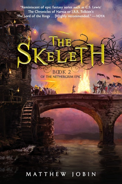 The Skeleth: Nethergrim (Book 2)