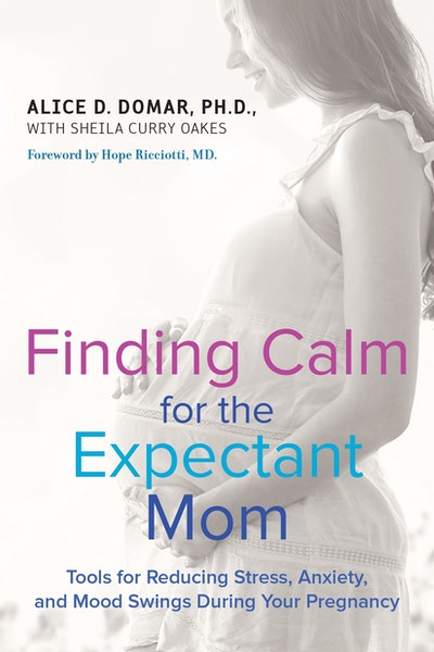 Finding Calm for the Expectant Mom: Tools for Reducing Stress, Anxiety , and Mood Swings During Your Pregnancy