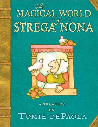 The Magical World Of Strega Nona