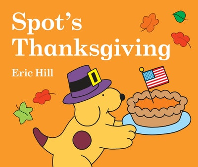 Spot's Thanksgiving