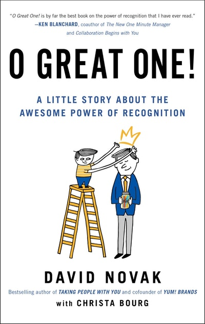 O Great One! A Little Story About the Awesome Power of Recognition