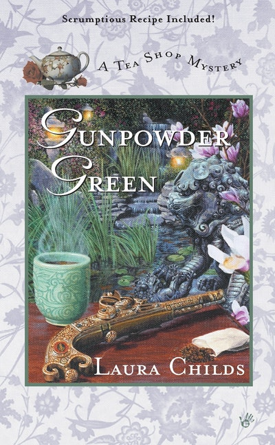 Gunpowder Green: A Tea Shop Mystery Book 2