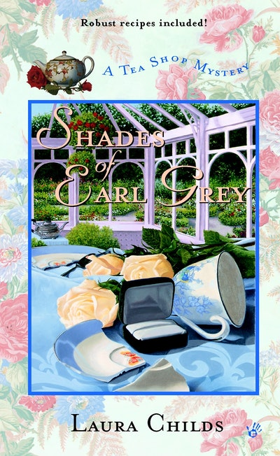 Shades of Earl Grey: A Tea Shop Mystery Book 3