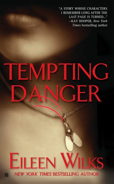 Tempting Danger: A Novel of the Lupi Book 1