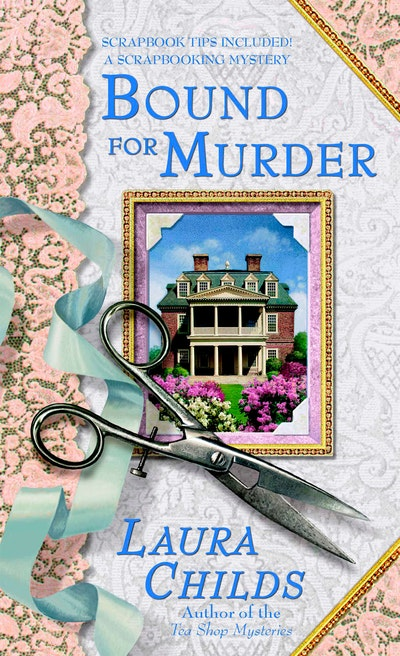 Bound for Murder: A Scrapbooking Mystery Book 3