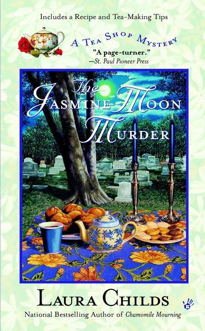 The Jasmine Moon Murder: A Tea Shop Mystery Book 5