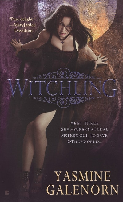Witchling: An Otherworld Novel Book 1