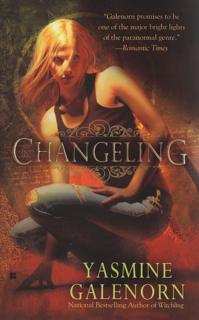 Changeling: An Otherworld Novel Book 2