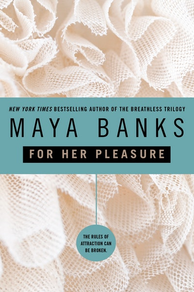 Book Cover:  For Her Pleasure